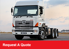 Book a Test Drive at Toyoto Hino Middelburg
